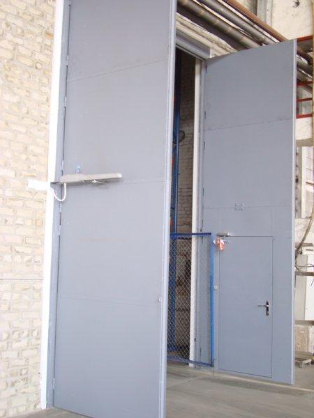 Фото 2 Изготовление и установка ворот для складов, ангаров, цехов, паркингов 341890