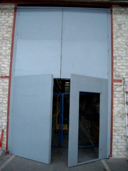 Фото 7 Изготовление и установка ворот для складов, ангаров, цехов, паркингов 341890