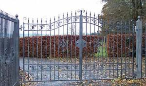 Ворота садовые, 3 х 2