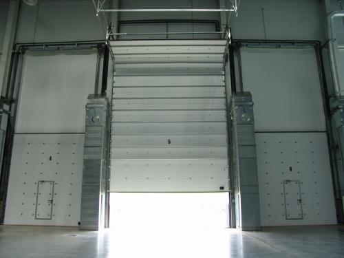 ворота секционные гаражные,автоматика