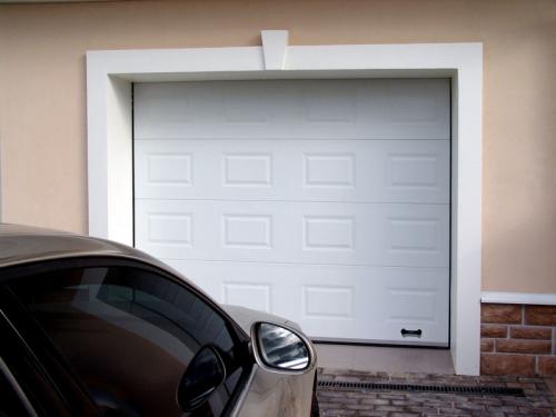 Ворота секционные. Ворота гаражные.