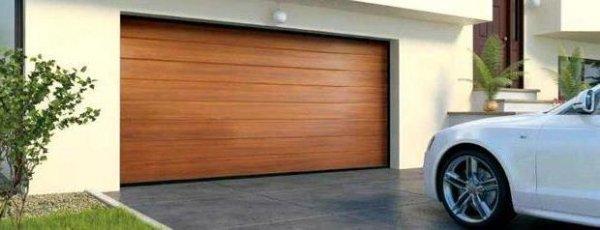 Фото 2 Гаражные ворота секционные Алютех купить по низкой цене - фото 336396