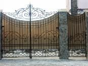 Ворота, заборы в новопскове.