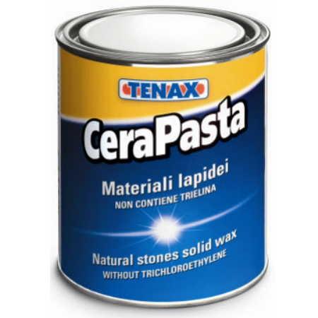 Воск густой прозрачный CeraPasta, химия для камня