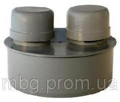 Воздушный клапан D110 мм