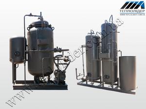 Водоподготовительные установки ВПУ-1,0 ВПУ-2,5 ВПУ-5,0