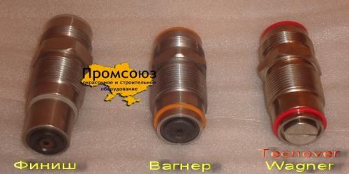Всасывающий клапан Вагнер 2600, Вагнер 7000, Финиш 207, Финиш 211, Wagner, Tecnover TR-5000, TR 10000.