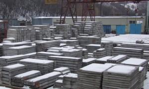 Все виды железобетонных изделий, бетон.