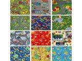 Детские ковры любого размера. Самый большой выбор детских рисунков в Украине более 40 дизайнов дороги, города