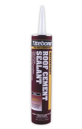 Всепогодный битумный герметик для крыш Titebond