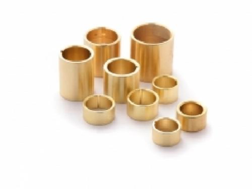 Втулка бронзовая, труба бронзовая БрАЖ, БрАЖМц, БрОЦС; изготоление под заказ, литье.