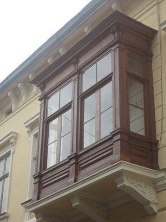 Фото 2 реставрація балкона деревяного кованого бетонного 98598