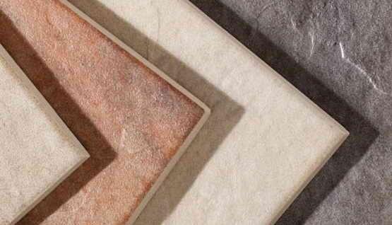 плитка Vulcan 40 х 40 крем, беж, бронз, серый
