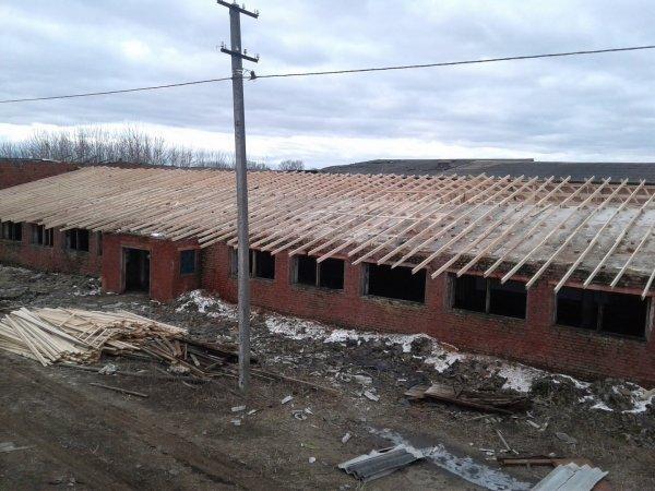 Фото 1 Реконструкція та будівництво обєктів АПК (свинарник, КОРІВНІКІ) 336115