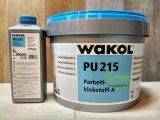 Фото 1 Клей паркетний поліуретановий Ваколь Wakol PU 215 13,12 кг 343478