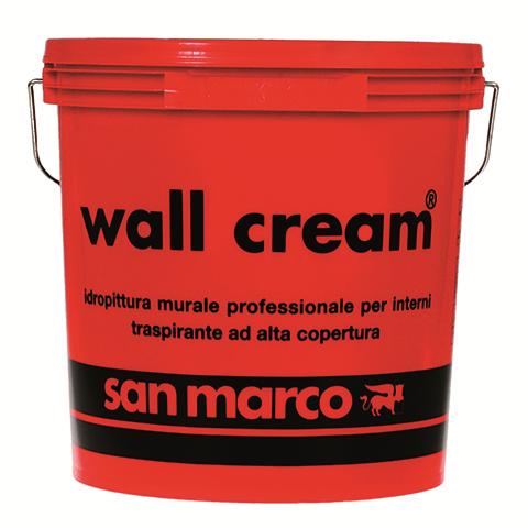Wall cream (Италия)NEW Профисиональная для внутренних работ. Разводится водой до 40% 12м2/л