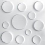 WallArt 3d панели для стен - Кратеры