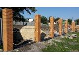 Фото  1 Кирпичные столбы для забора 1437485