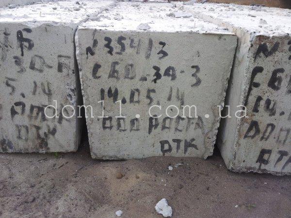 Фото  1 Монтаж фундаментных блоков 1437466