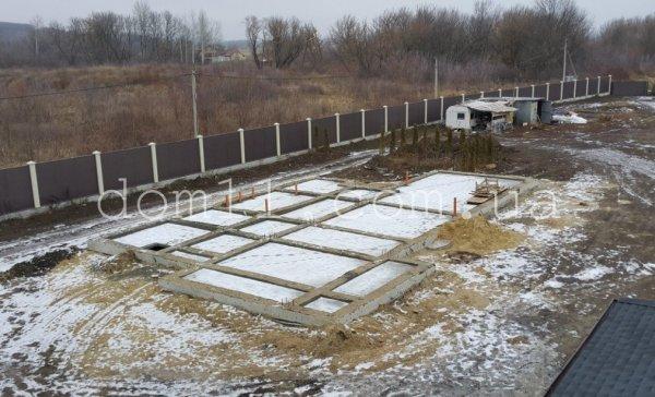 Фото  1 Строительство фундамента для дома 1437500