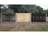Фото 8 Забор для дома, дачи, баз отдыха, пансионата, гостиниц, профнастил. 332604