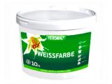 Фото  1 Weissfarbe внутренняя акриловая водоэмульсионная краска, 10 л 2038691