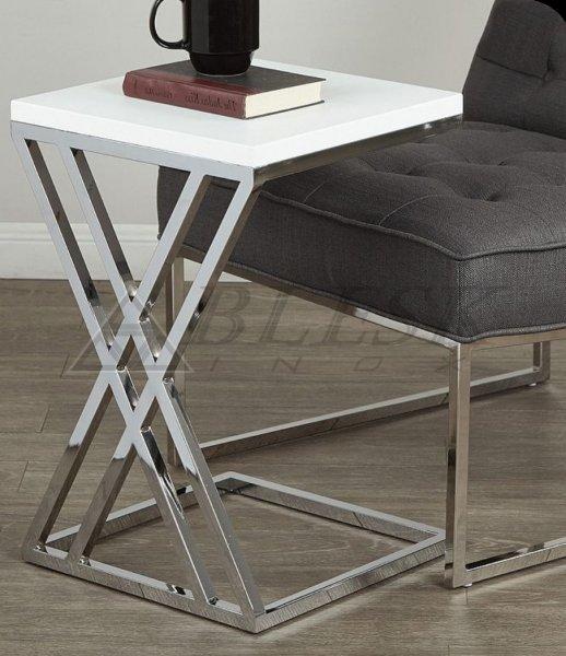 Фото  1 Стіл стілець декоративний з нержавійочої сталі 2144754