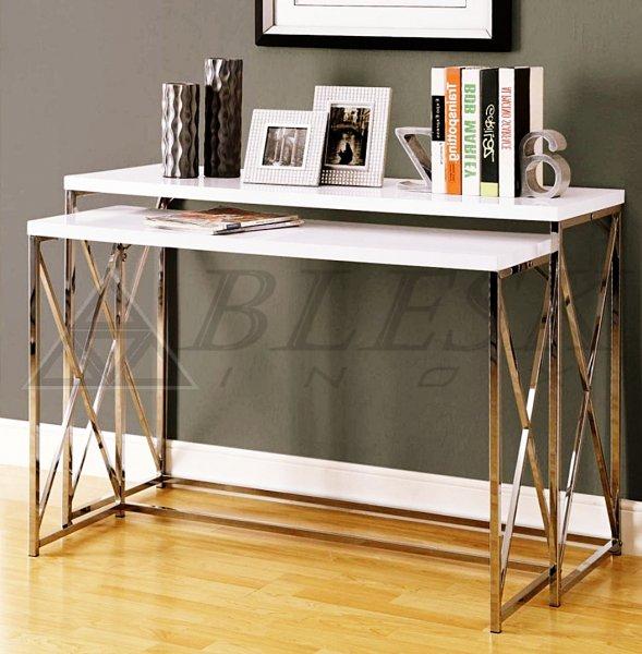 Фото 3 Столик Консоль X для прихожей ванній кухні спальні 340294