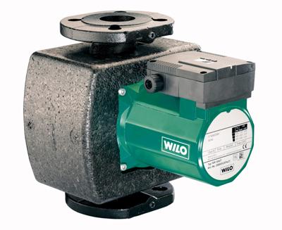 Wilo-TOP-S Насос для систем отопления, кондиционирования, охлаждения