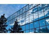 Фото  1 Сонцезахисна плівка на вікна. Архітектурна дзеркальна плівка. 55016