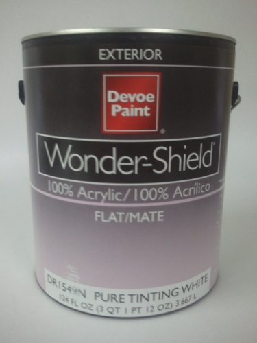 WONDER-SHIELD Акрил-латексная краска для фасадов