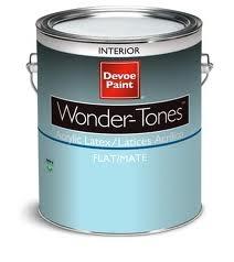 """WONDER-TONES Винил-акриловая краска с эффектом """"Яичная скорлупа"""" для интерьера"""