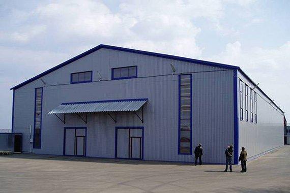 Фото 5 Профнастил стеновой для строительства ангаров, складов, хранилищ 322645
