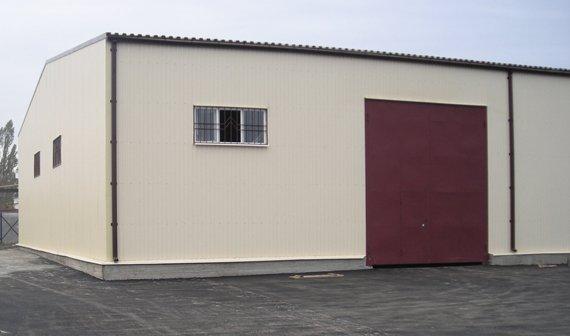 Фото 6 Профнастил стеновой для строительства ангаров, складов, хранилищ 322645
