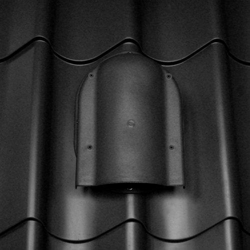 Фото 5 Аератор для вентиляції WPBN покрівлі з металочерепиці 339285