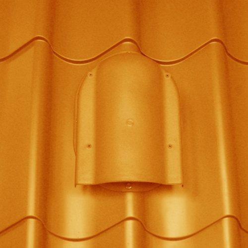 Фото 2 Аератор для вентиляції WPBN покрівлі з металочерепиці 339285