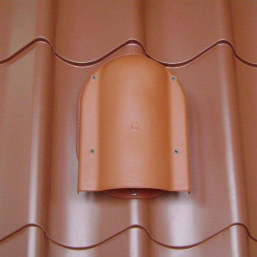 Фото 3 Аератор для вентиляції WPBN покрівлі з металочерепиці 339285