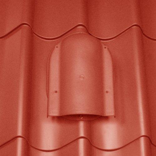 Фото 4 Аератор для вентиляції WPBN покрівлі з металочерепиці 339285