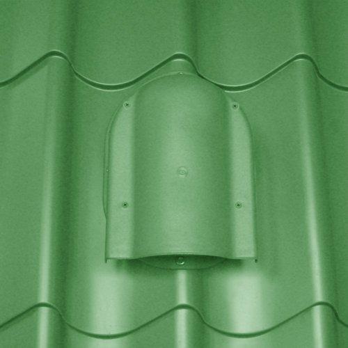 Фото 1 Аератор для вентиляції WPBN покрівлі з металочерепиці 339285