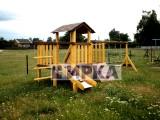 Детская площадка от производителя для детского сада