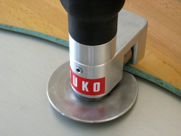 WUKO Mini Disk-O-Bender 4010, ручной листогиб