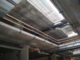 Фото  7 Анкерная стойка ограждения строительной площадки BSD 642756