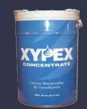 XYPEX Концентрат (Резкое повышение водонепроницаемости бетона, увеличение химической стойкости, защита арматуры)