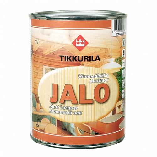 Яло матовый лак - Jalo Алкидный лак. Предназначен для лакировки деревянных поверхностей.