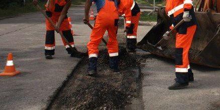 Ямочный ремонт асфальтобетонного покрытия до 200 м2