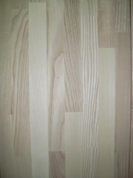 Мебельный щит Ясень 2200х1000х18мм.