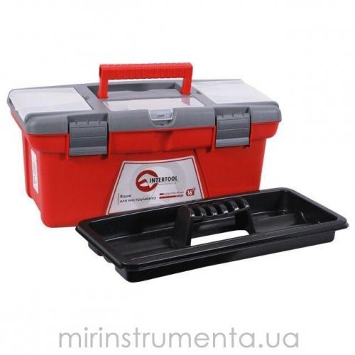 Ящик для инструмента INTERTOOL BX-0416