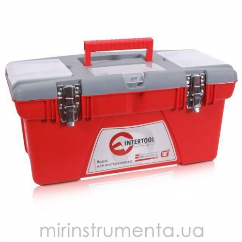 Ящик для инструмента INTERTOOL BX-0518