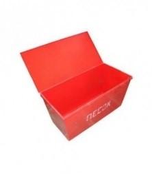 Ящик для песка стационарный ЯП 60 600 х 450 х 450