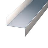 Z - профиль. Толщина профиля от 1 до 1,4 мм. Цена от 7,02-14,44 грн, зависит от парметров и толщины метала